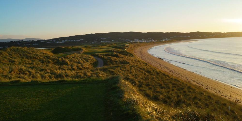 Narin & Portnoo Golf Course