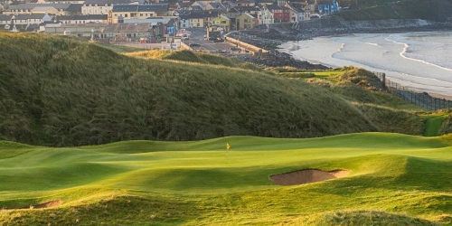 Lahinch Golf Club - Old Course Ireland golf packages