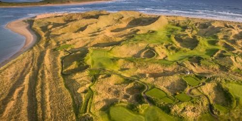 Enniscrone Golf Club - Dunes Course